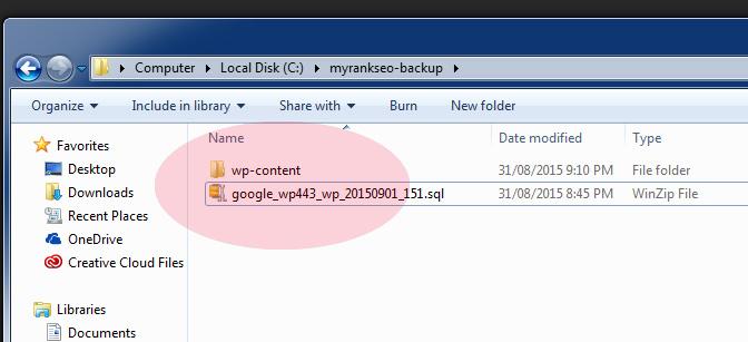backup-folder