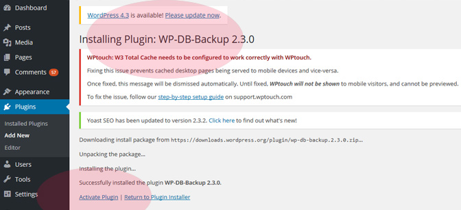 install-wb-db-backup-plugin